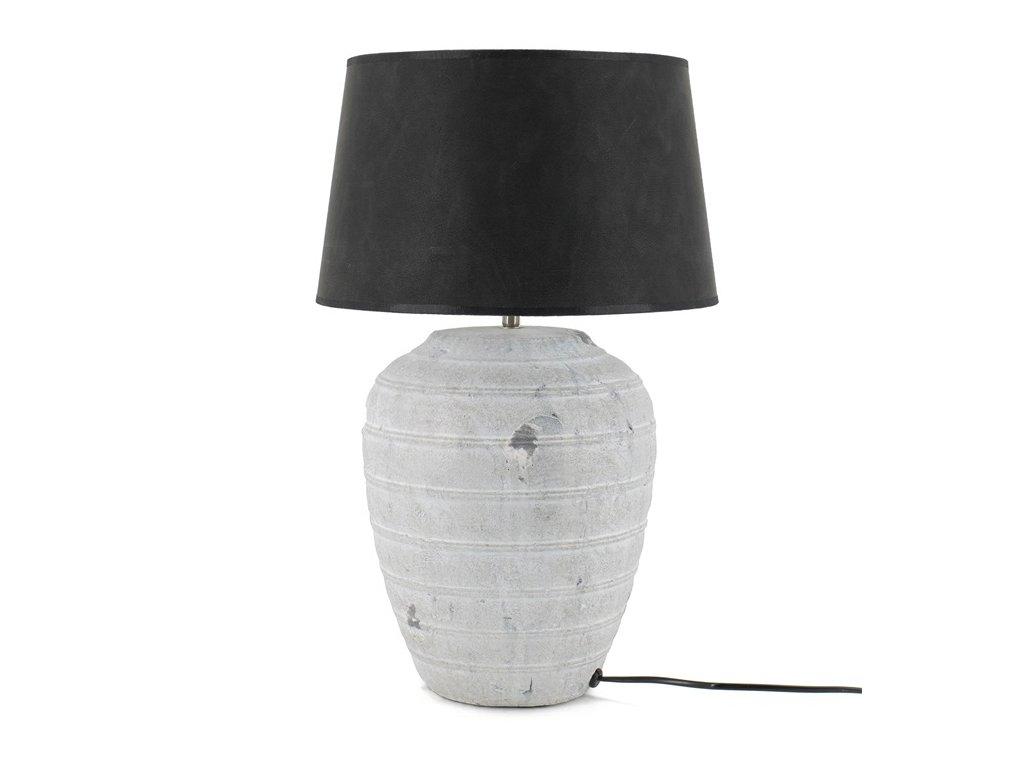 keramická lampa at1727