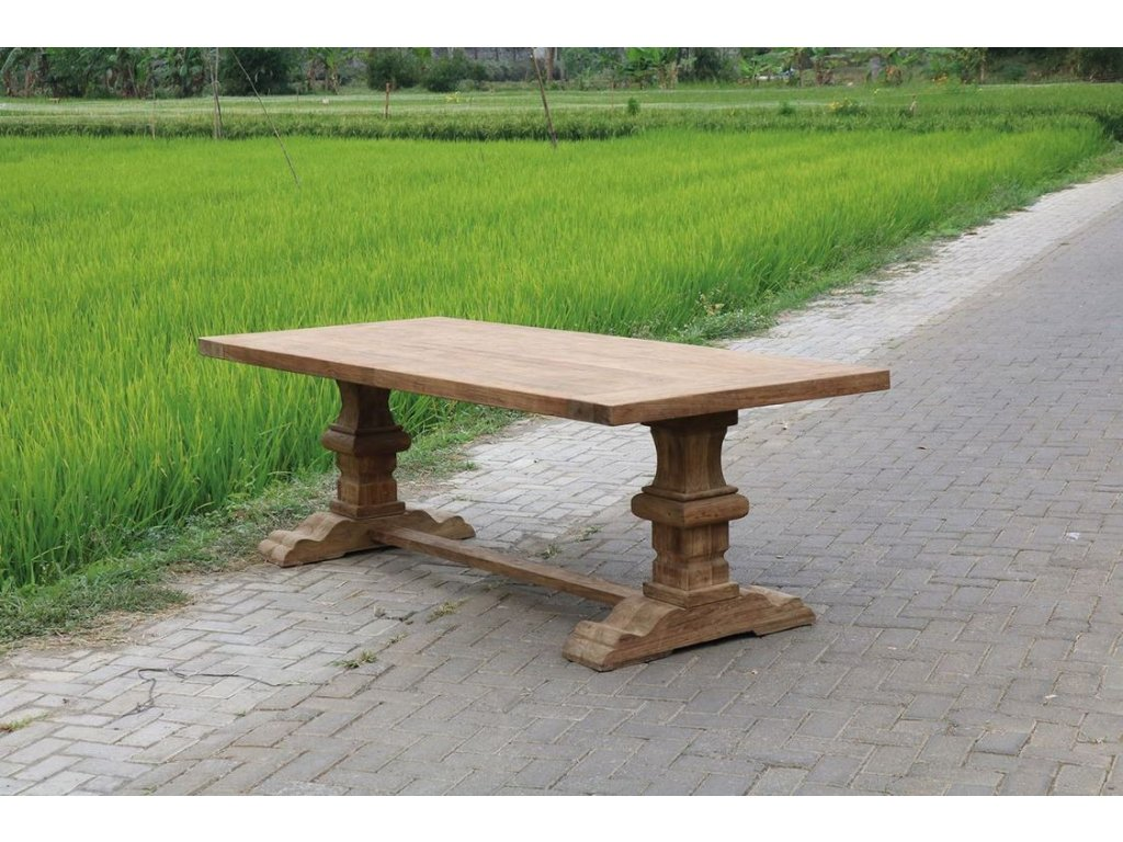 KVS DINING TABLE DENGKLEH 240CM 1