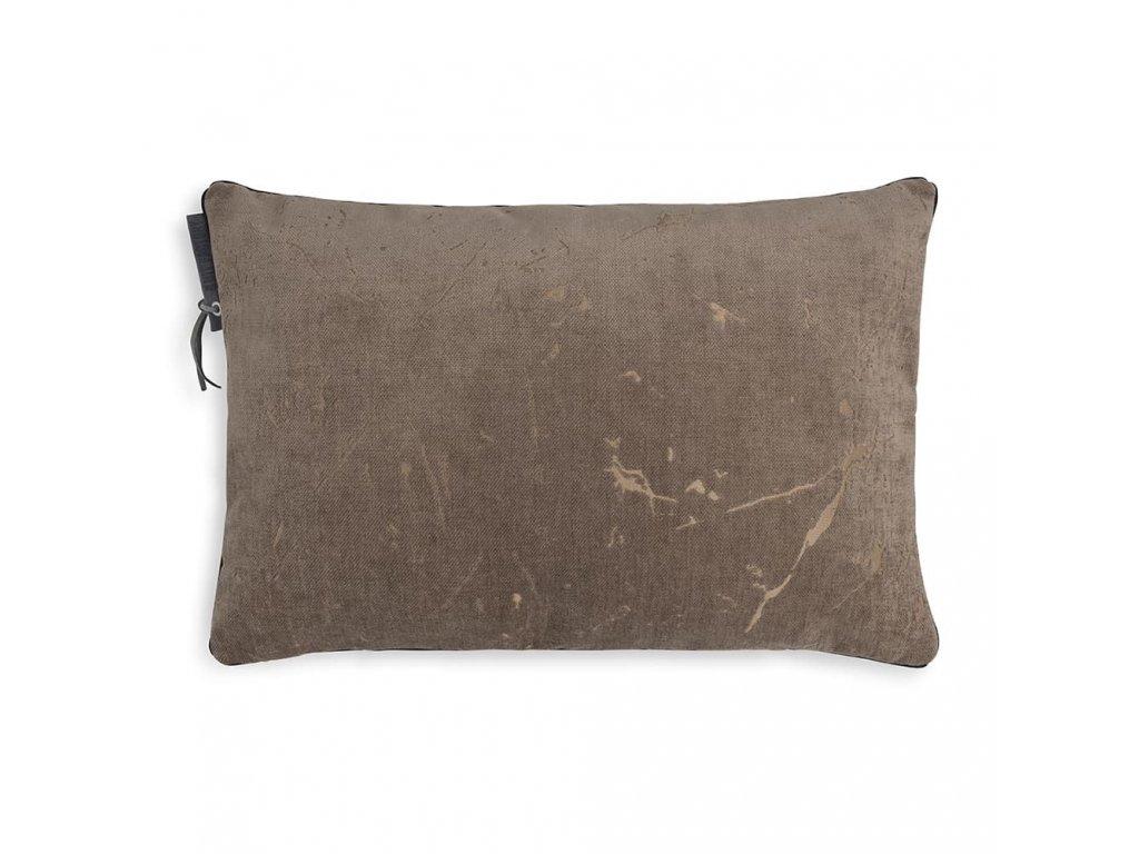 james cushion 60x40 taupe