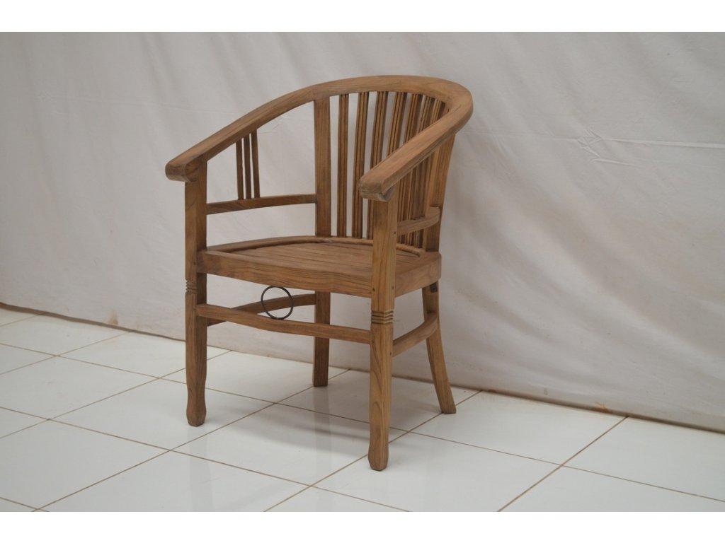 teaková židle LENONG
