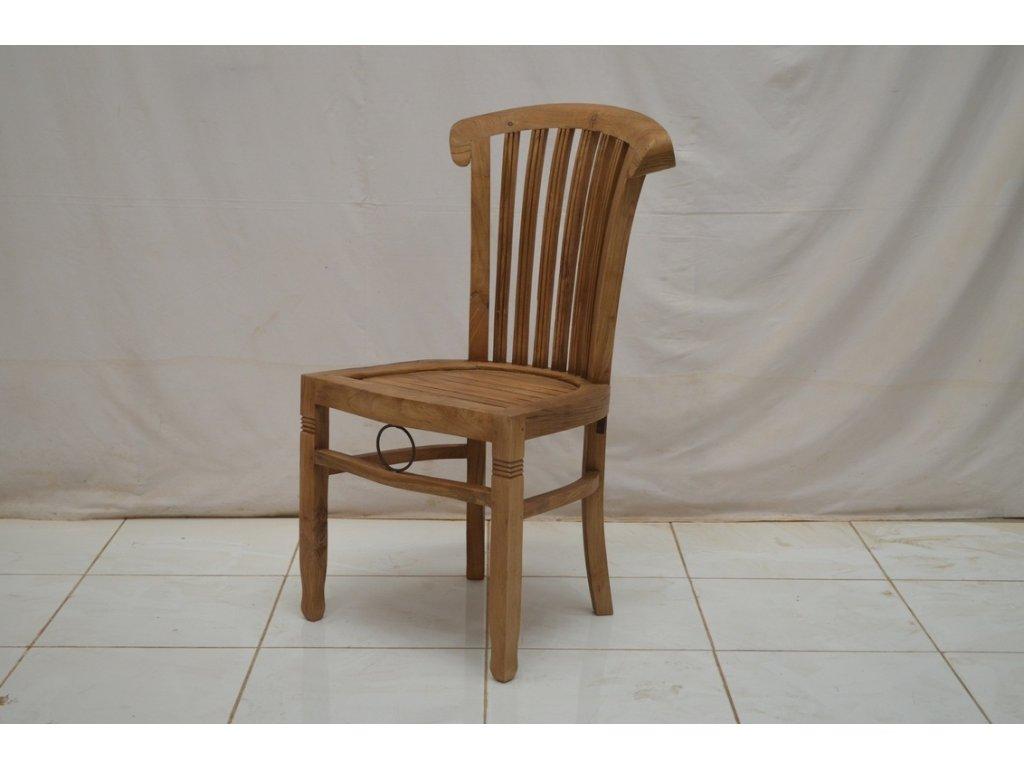 teaková židle Cundug