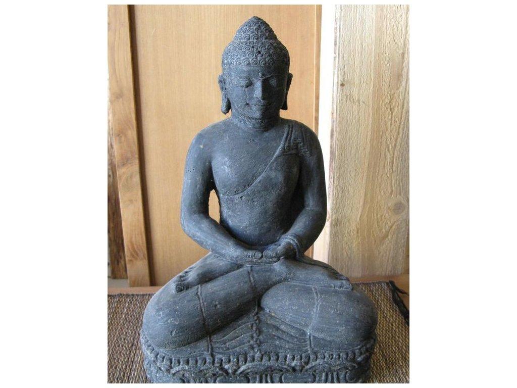 socha BUDHA sedící 45cm