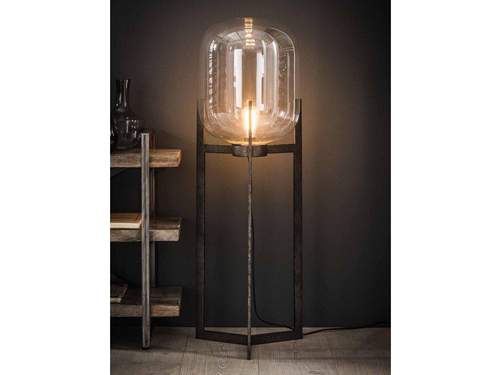 stojící lampa GLASS BALL