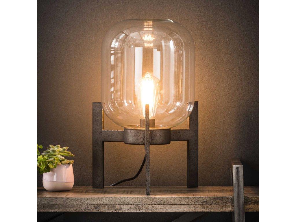 stolní lampa GLASS BALL
