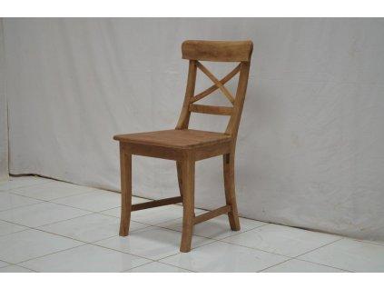 teaková židle Marioto