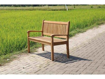 teaková lavice BEAUFORT 130cm, různé velikosti