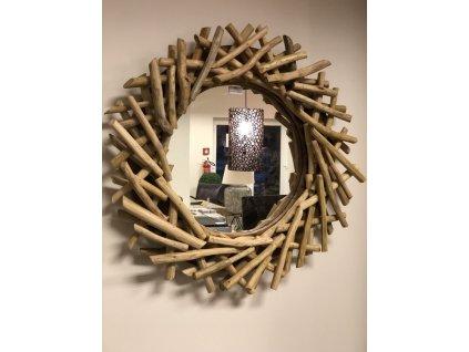 zrcadlo věnec