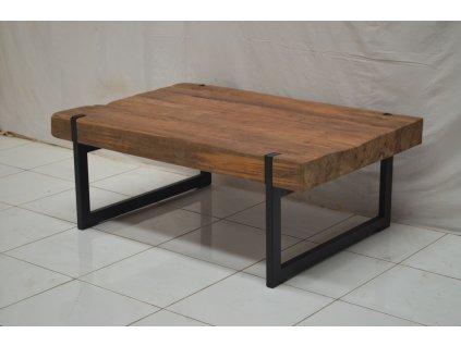 teakový konferenční stolek MUNA