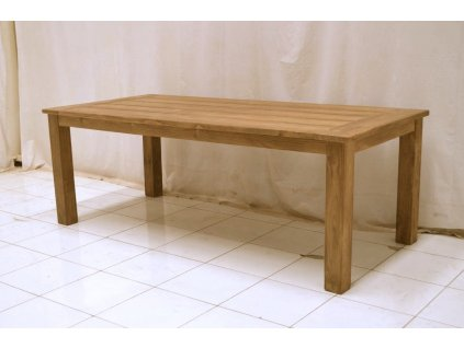 teakový zahradní stůl DENGKLEH 220cm