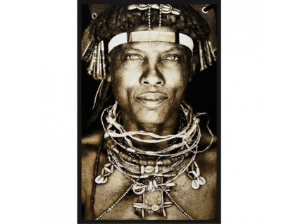 Obraz gobelín - Ovakakaona Tribe