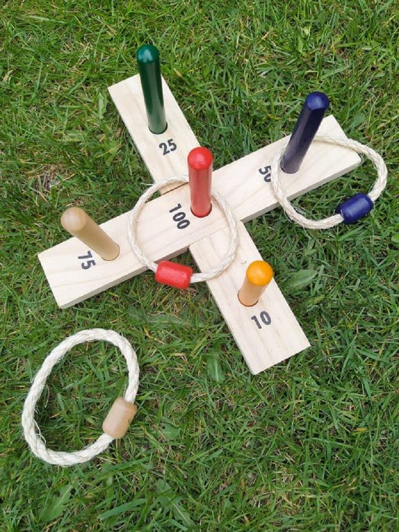 Dětská venkovní hra