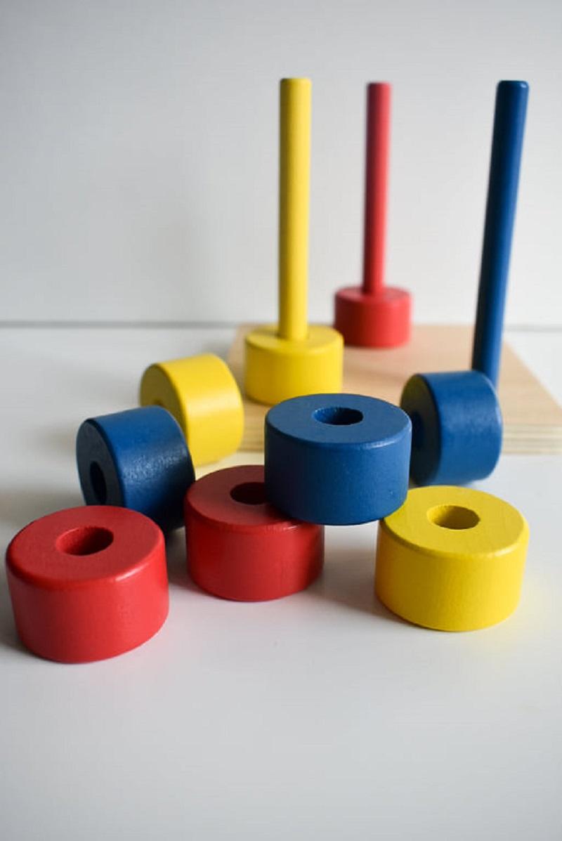 Montessori pro nějmenší