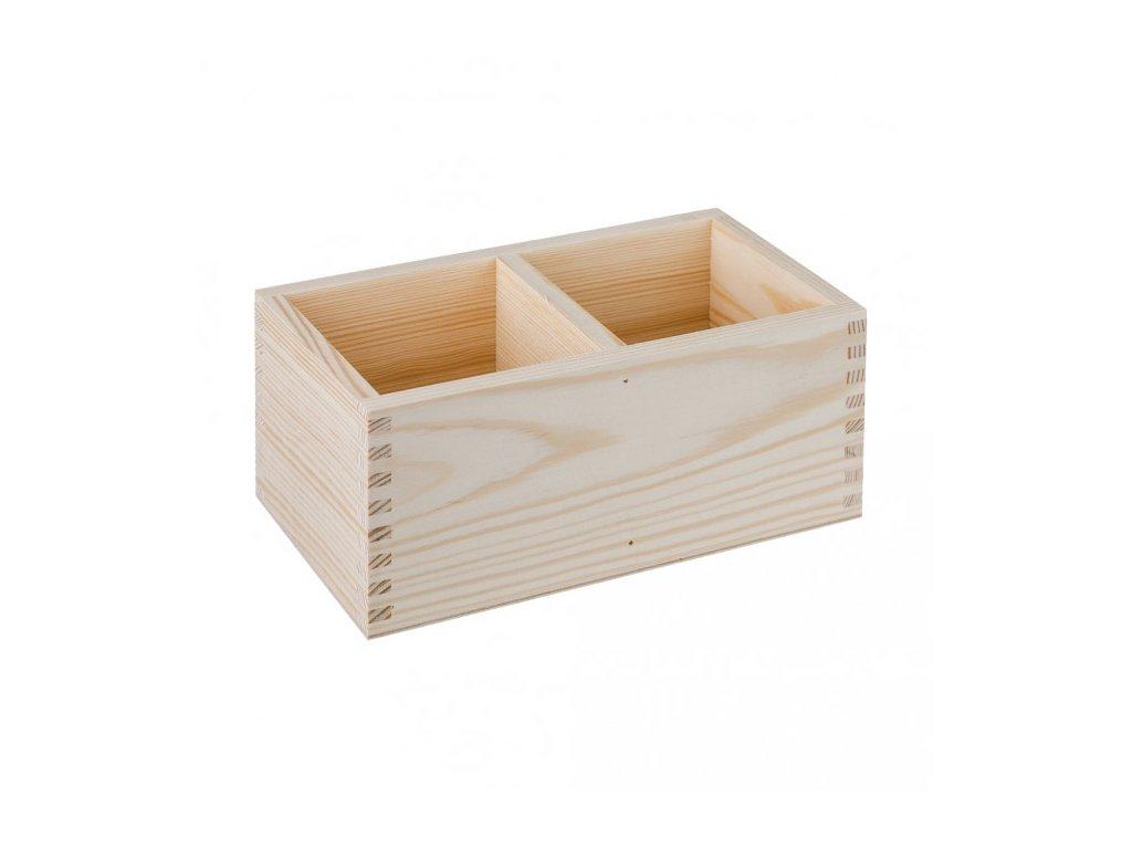 DŘEVĚNÝ BOX (STOJAN)