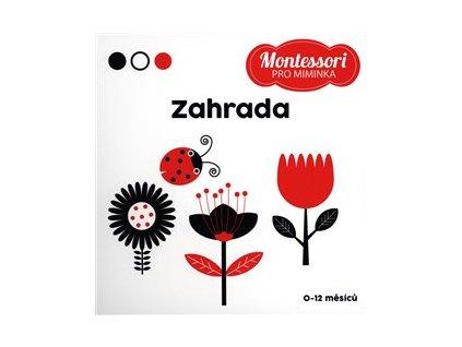 MONTESSORI PRO MIMINKA - ZAHRADA