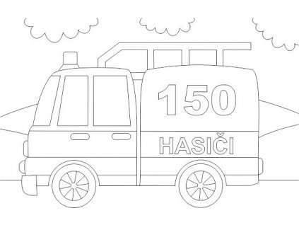 HASIČSKÉ AUTO - A5