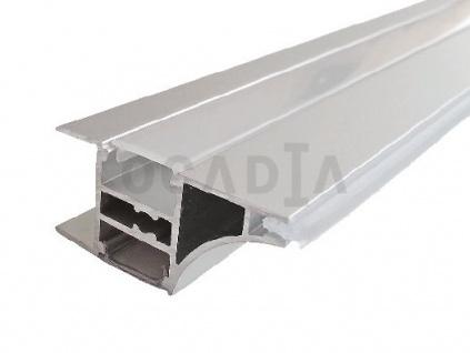 Úchytový profil LED  EAI pro horní skříňky