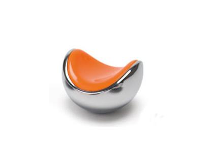 Knopka  oranžová