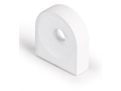 Nábytková knopka bílá