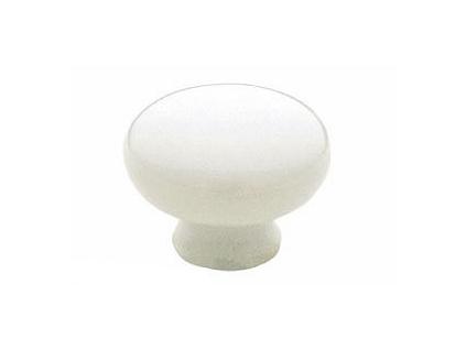Nábytková úchytka porcelán