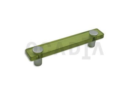 Úchytka olivově zelená SM8119-126 I SN14MV11