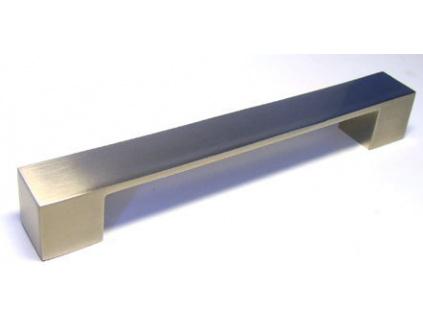 Nábytková úchytka  K 104  rozteč 128 mm