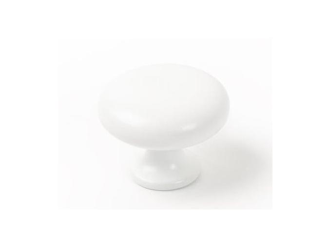 Nábytková Knopka Viefe V0393- ZM1 bílá DUKE