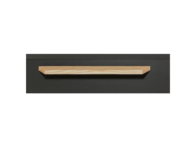 Nábytková úchytka dřevěná
