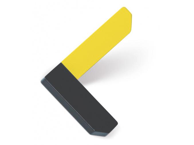 Háček Viefe Corner žlutý