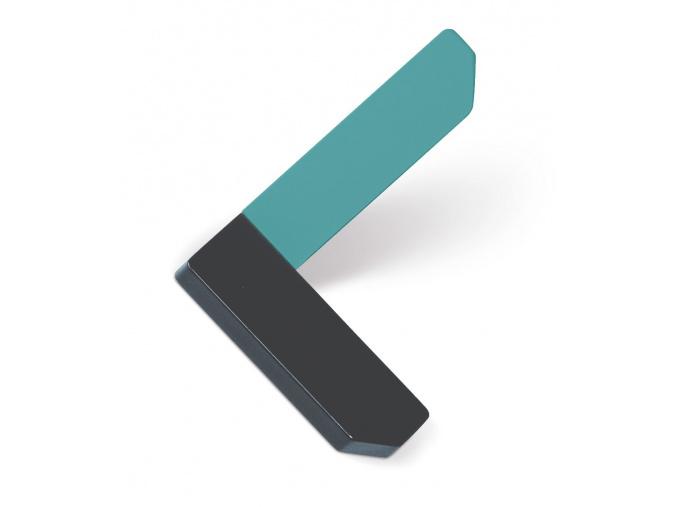 Háček Viefe Corner modrý