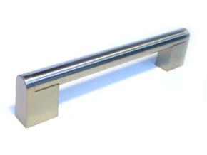 Úchytka na nábytek K4   rozteč 128 mm - 736 mm