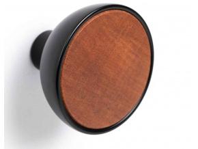 Nábytková knopka dřevěná Viefe Bol