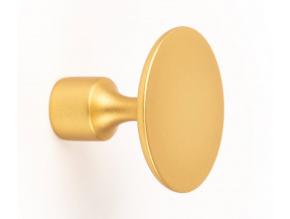 Nábytková knopka Viefe Floid zlatá