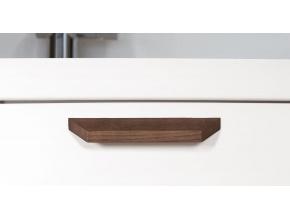Nábytková úchytka dřevěná 0340 Barco Viefe