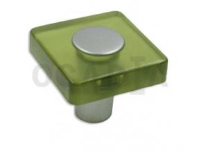 Knopka dětská zelená