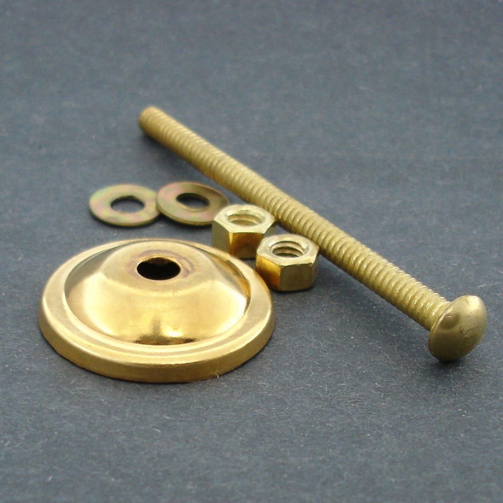 Sada komponentů k montáži úchytek