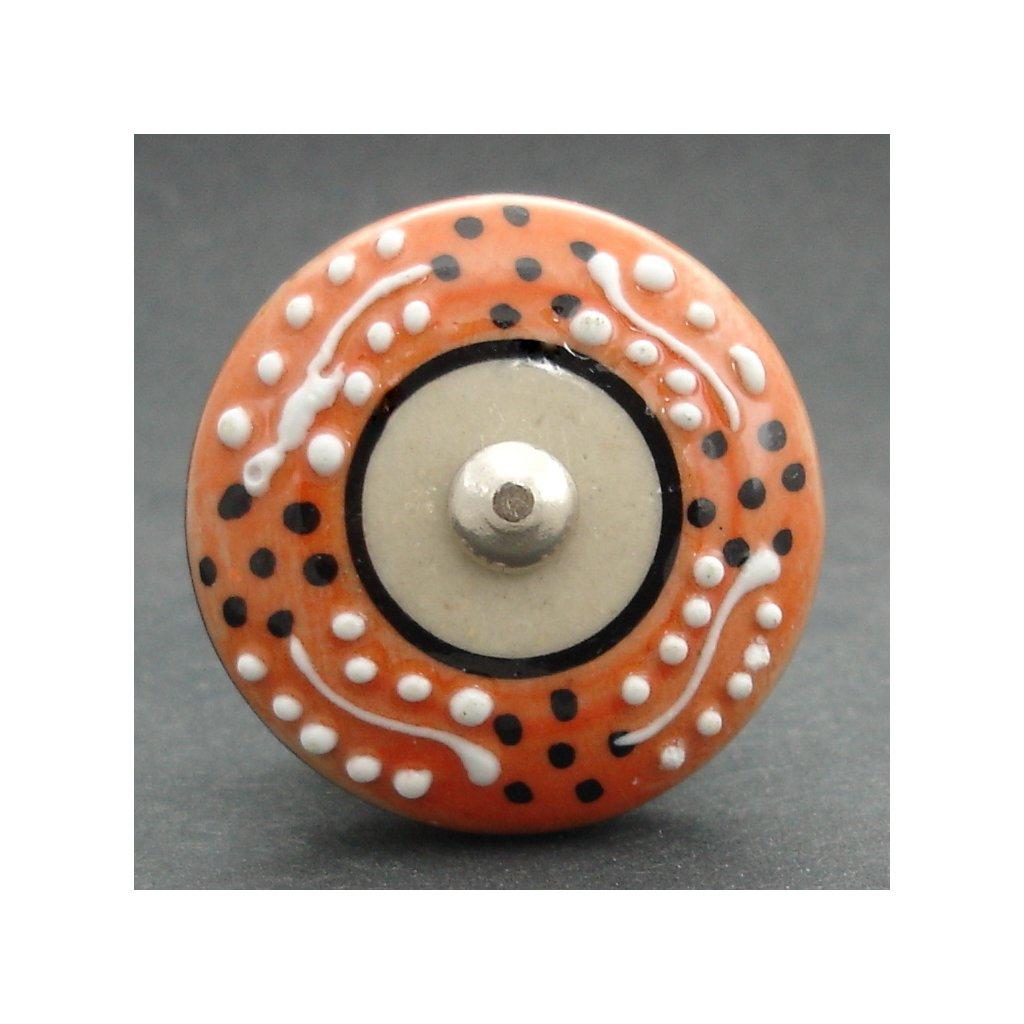 Maxiúchytka-Oranžová plastická