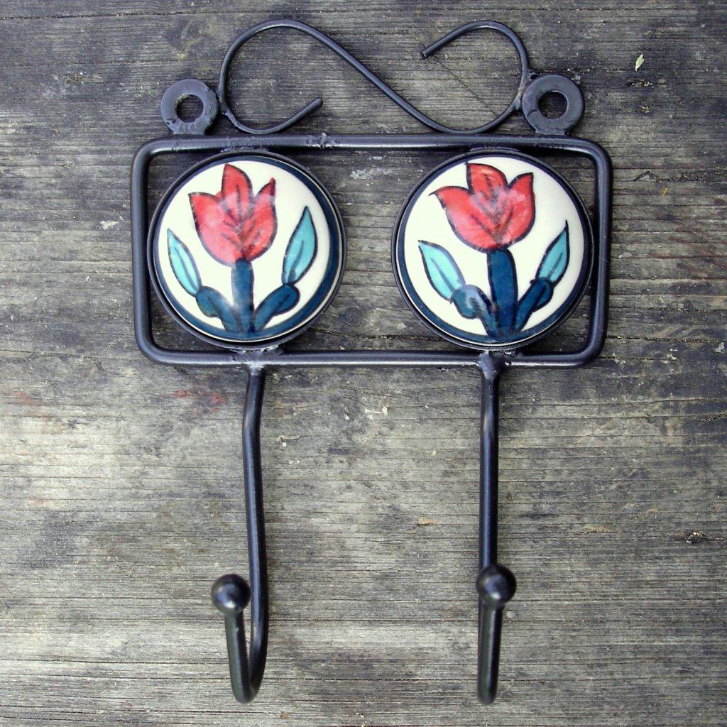 Dvojvěšák-Tulipánový