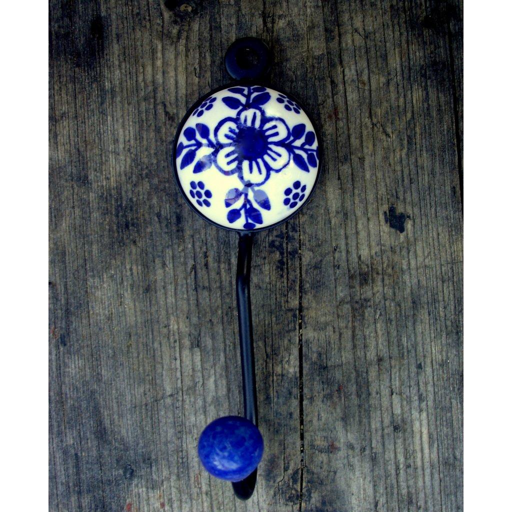 Věšák-Modrý kakost
