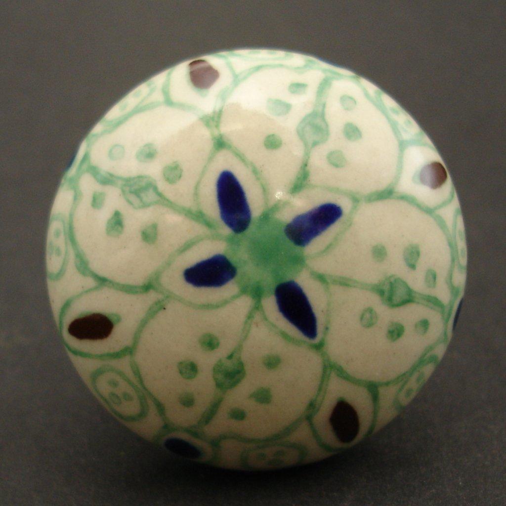 Maxiúchytka-Orient zelenomodrý
