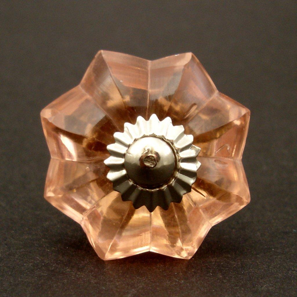 Skleněnka- Růžová