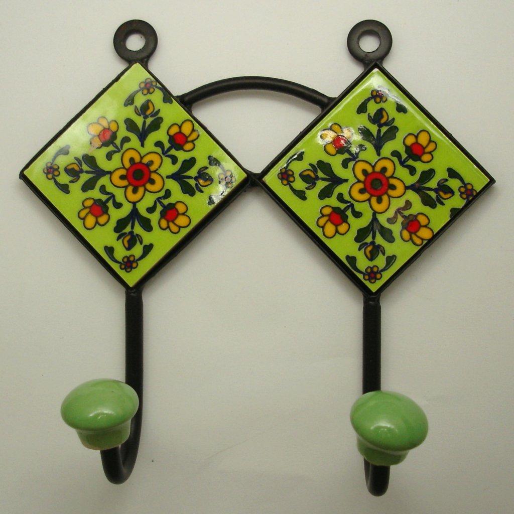 Dvojvěšák-Zelený