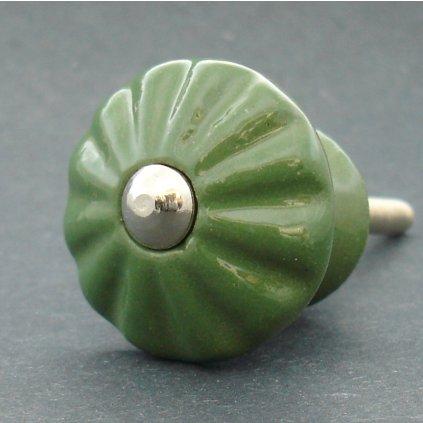 Knopka lesní zelená- model 4