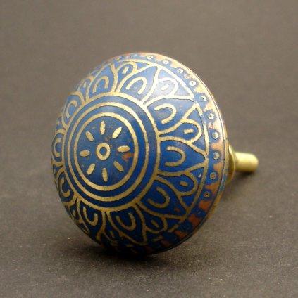 Mosazný úchyt-Arabic