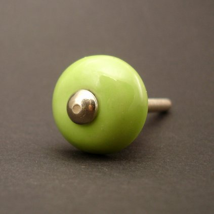 Knopka- Houbička zelená