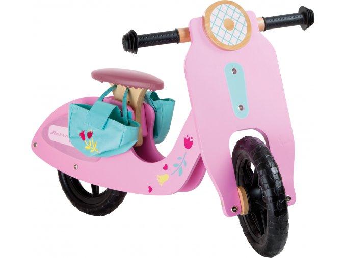 10109 laufrad rosa flitzer a