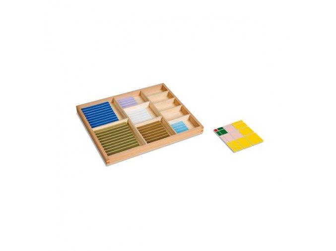 dekanomicky ctverec s krabickou