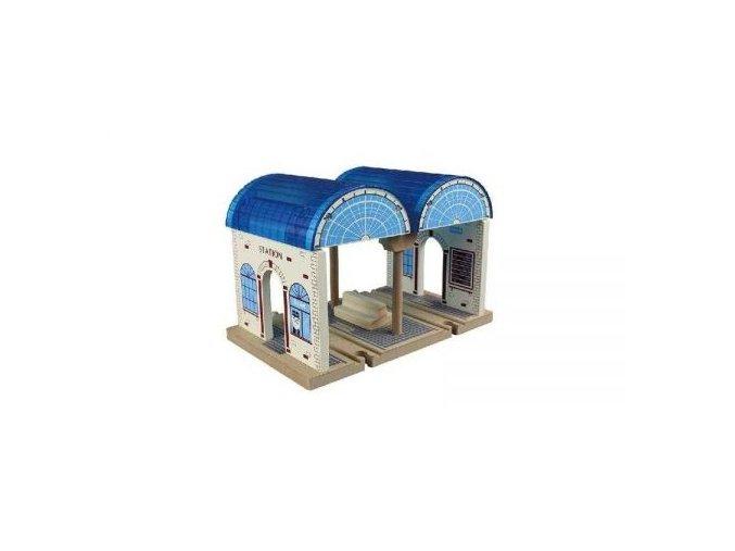 Dřevěné vláčkodráhy Maxim - Hlavní nádraží
