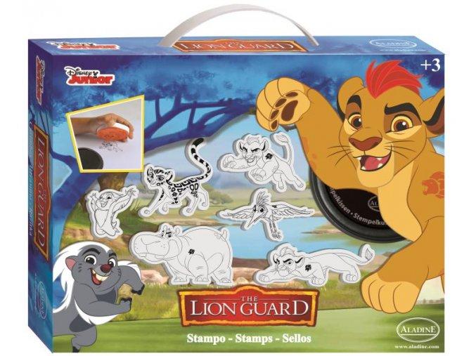 disney kufrik s razitky lvi hlidka