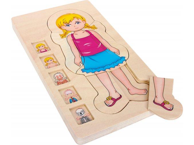 5814 puzzle anatomie a