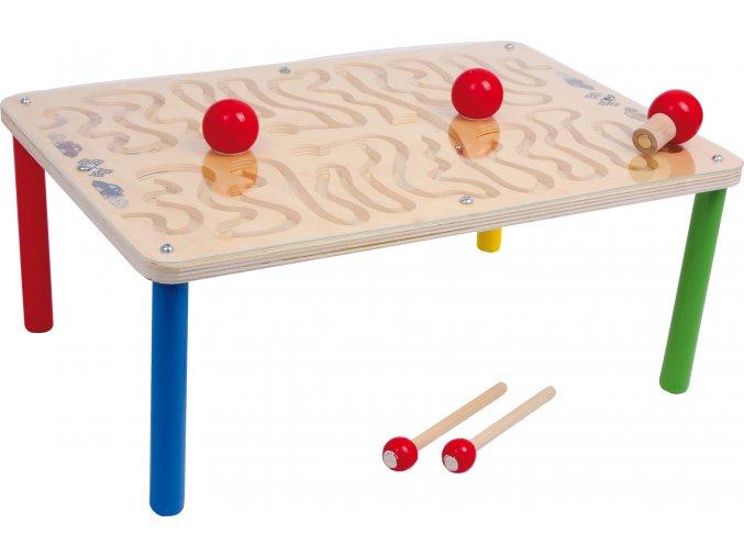 3355 spieltisch magnetparcours a